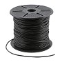 Leather Cord 2mm Black (Priced Per Yard)
