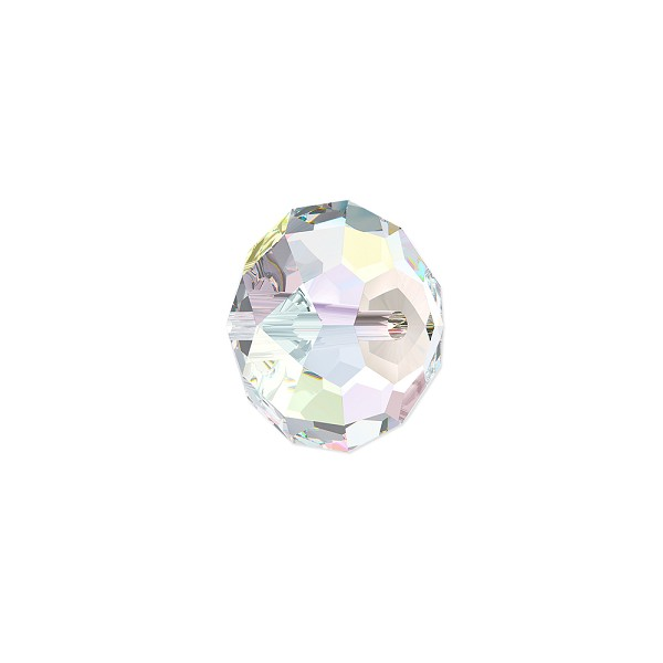 Swarovski 5040 6mm Crystal AB Briolette Bead (1-Pc)