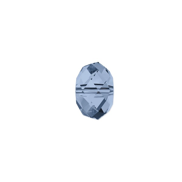 Swarovski Crystal 5040 6mm Denim Blue Briolette Bead (1-Pc)