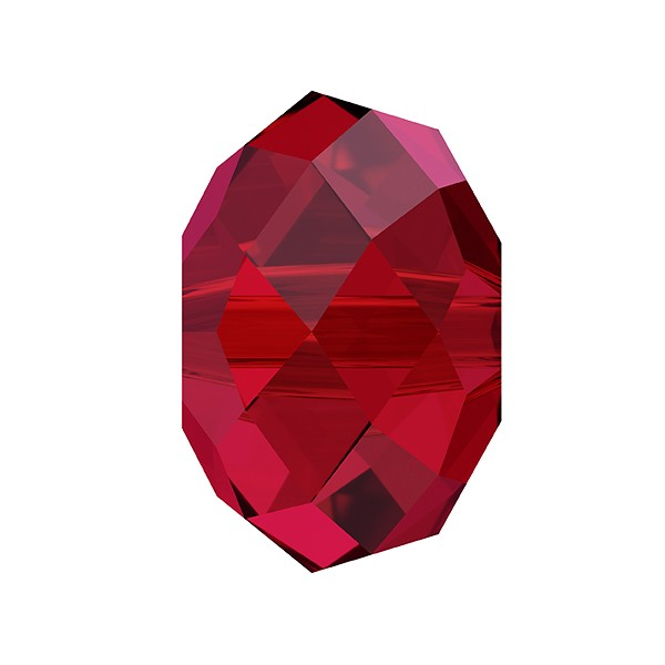 Swarovski Crystal 5040 4mm Scarlet Briolette Bead (1-Pc)