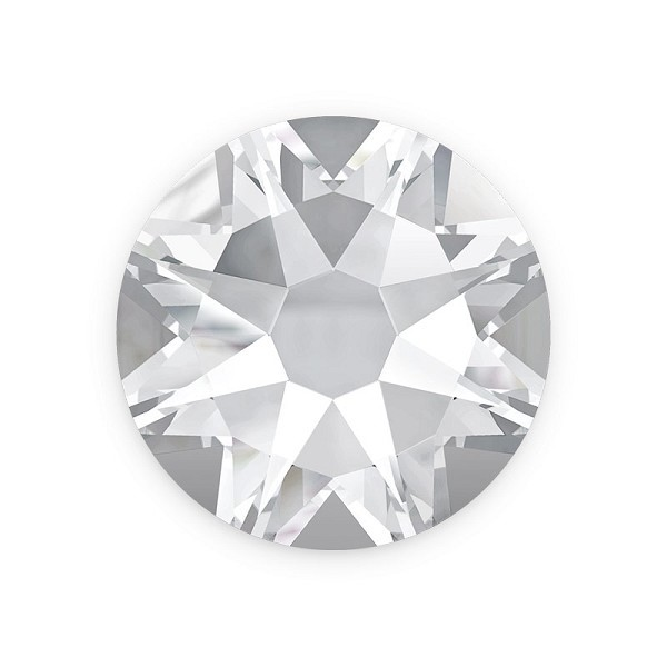 Swarovski 2088 3.5mm (SS14) Crystal Flat Back (10-Pcs)