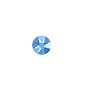 Swarovski 2088 3mm (SS12) Crystal Summer Blue Flat Back (10-Pcs)