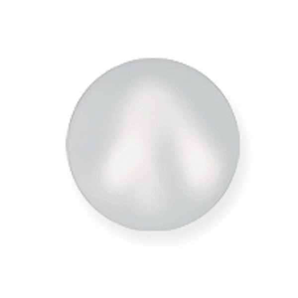 Swarovski 5810 10mm Iridescent Dove Grey Round Crystal Pearl (1-Pc)