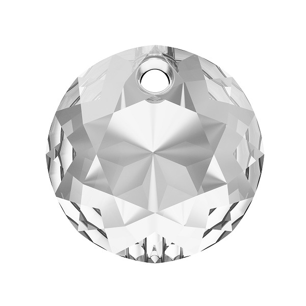Swarovski Classic Cut 6430 Pendant 10mm Crystal (1-Pc)
