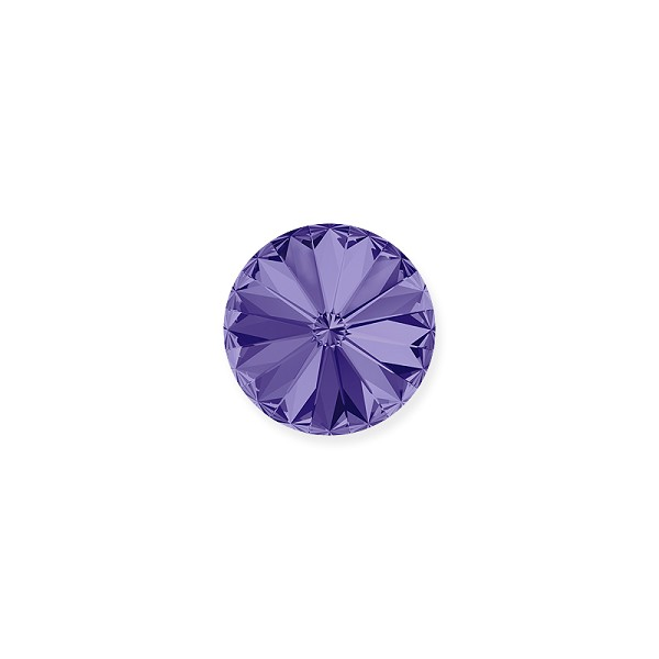 Swarovski 1122 14mm Tanzanite Rivoli Chaton (1-Pc)