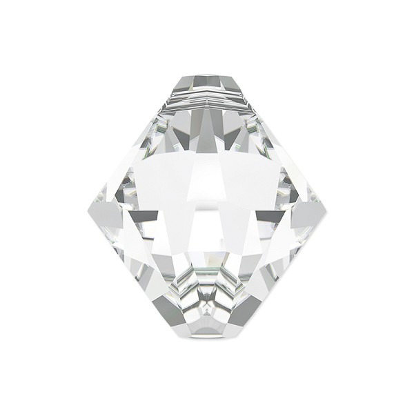 Swarovski Crystal Bicone Pendant 6328 6mm Crystal (1-Pc)