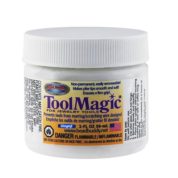 Tool Magic Dip Solution for Rubber Coating Jewelry Tools