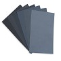 Wet/Dry Sandpaper Assortment (20-Pcs)