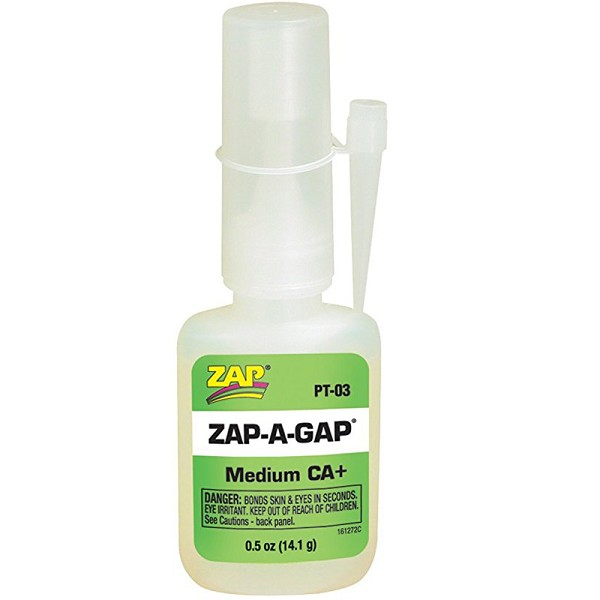 Zap a Gap Glue 1/2oz